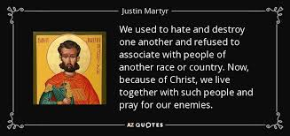 Christian Martyr Quotes Best Of TOP 24 QUOTES BY JUSTIN MARTYR AZ Quotes