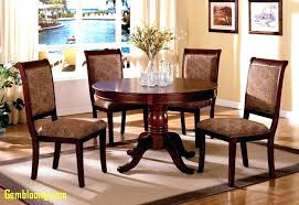 used round dining table set circular dining room luxury round dining table set for 4 awesome