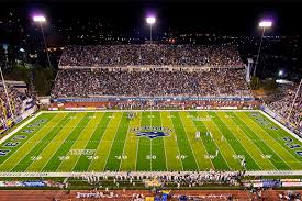Nevada Wolfpack Football Stadium Seating Chart Mackay Stadium University Of Nevada Reno