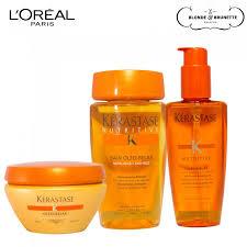 kerastase bain oleo relax masque oleo relax oleo relax serum free gift set