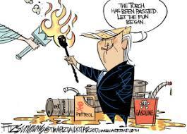In Trump Of Humor America Age The