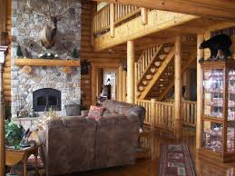 Log Cabin Bedroom Decorating Simple Log Cabin Bedroom With Fireplace 2017 Decorating Idea