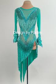 A collection of Latin Ballroom Dresses and Rhythm Dresses available for purchase. | Dance dresses, Dancesport dresses, Ballroom dress