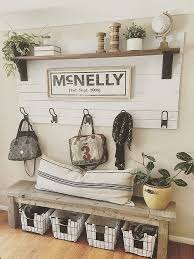 Front Door Bench Coat Rack Fascinating Pin By Laura Crook On Mudroom Pinterest Rustic Entryway Entry