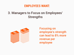 employees want 3 managers to