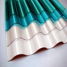meanwhile this frp roofing sheet is resistant to aging corrosion wearing and high temperatures additionally it has light weight which ensures