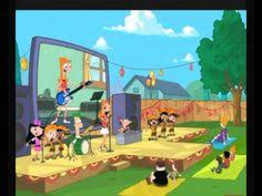 Phineas And FerbFabulous LyricsHD  YouTubePhineas And Ferb Backyard Beach Lyrics