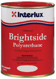 Brightside Marine Paint Color Chart Interlux Y4190 Qt Brightside Polyurethane Paint Kingston Gray Quart 32 Fluid_ounces