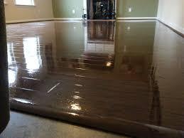 Painted Wood Kitchen Floors Painting Hardwood Floors Brown Janefargo