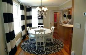 astounding area rug under dining table round rug under dining room table love this look 3