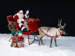 santa claus and reindeer. Delighful Santa Santa Claus And Reindeer 48595 Intended And Reindeer M