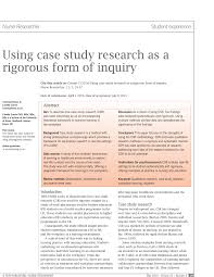 The Use of Qualitative Content Analysis in Case Study Research