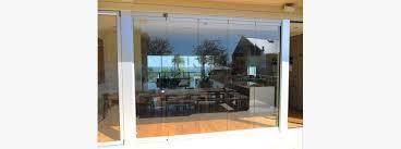 designer frameless bifold doors frameless glass