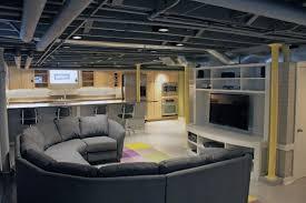 basement finishing ideas pictures. Wonderful Finishing Low Ceiling Basement Finishing Ideas To Pictures
