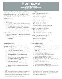 How To Do Resume Cover Letter Gorgeous Bookkeeper Resume Cover Letter Samples Office Manager Sample R