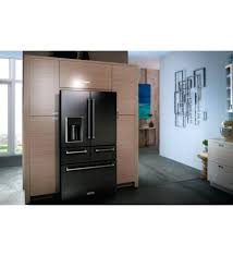 36 Refrigerators Black Kitchenaid Refrigerator Hackdayco