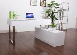 kd12 contemporary office desk with storage cabinet left facing file cabinet j m furniture