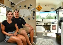 Tampa Bay Rays Minor League Baseball Player Converts Bus