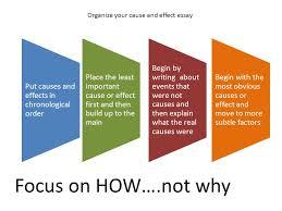 cause and effect essays ppt 9 focus on