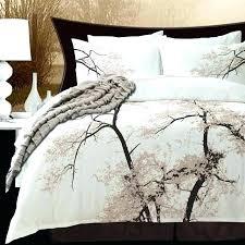 cherry blossom duvet cover covers bedding natori blosso