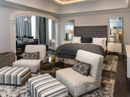 master bedroom designs with sitting areas. Transitional Gray Master Bedroom Sitting Area Hgtv Designs With Areas I