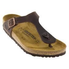 birkenstock gizeh habana sandals