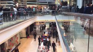time lapse of black friday at gsp