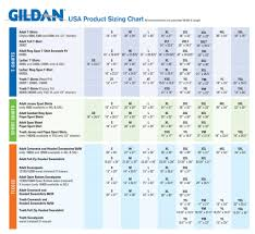 Gildan Size Chart Ladies Ourmojo Bubble Twp