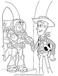 Disegno Toystory02 Personaggio Cartone Animato Da Colorare