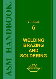 Genesis Welding And Design Solutions Sa De Cv Vol 6 Weldingbrazing And Soldering Handobook De