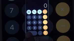 Apple iPhone hesap Makinesi hatası 1+2+3 - YouTube
