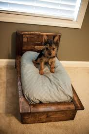 Recycled Pallet Dog Bed More