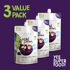 We did not find results for: Organic Acai Bowl 250g Organic Certified By Be Bio 01 Authentic Fruits