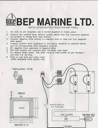 wiring for a switch panel and bus bar page 1 boat diagram Bus Bar Wiring Diagram bep panel switch help page 1 within boat wiring diagram marine bus bar wiring diagram