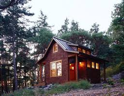 shed for living by fkda architects. david vandervort architects specializes in all sorts of nature made designs, and one their best beautiful cabin homes is a 400 square foot space on shed for living by fkda d