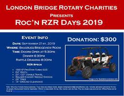 Reverse Raffle Rules Rocn Rzr Days Rotary Club Of London Bridge Lake Havasu City