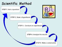 Scientific Method Chart Of Steps The Scientific Method The Front Seat