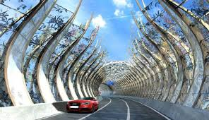 sound barrier walls. Highway Acoustic Walls 1a Sound Barrier