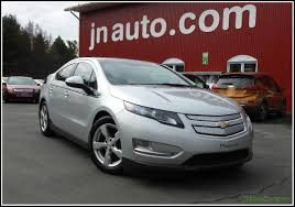 Used Chevrolet Volt vehicle for sale in Estrie, JN Auto