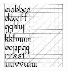 calligraphy-paper-template-download.jpg 580×607 pixels ...