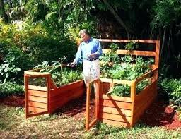 elevated garden bed kits raised kit incredible outdoor beds best ideas about for costco