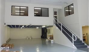 office mezzanine floor. Using A Mezzanine Platform For Office Space Floor