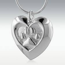 pet cremation jewelry a sentiment of love sterling
