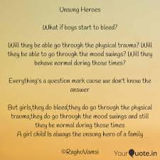 Unsung Heroes What If Bo Quotes Writings By Y Raghu Vamsi