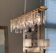 bryce collection linear chandelier chandeliers picture