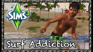 The Sims 3 CC - Surf Addiction (Male Necklace + Board Shorts) by Juliana  Sims - YouTube
