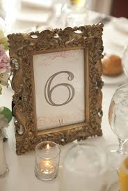 rustic elegant table numbers table numbers images framed on set of handmade extra tall glitter gold