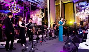 wedding compass entertainment Wedding Entertainment Singapore wedding highlight st regis hotel wedding entertainment ideas singapore