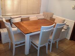Kitchen Nook Bench Ana White Breakfast Nook Benches With Table Diy Projects