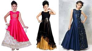 New Dress Design Pic Wow Small Girls Wear Gown Dress Design Images Photos New Kurti Design Pictures Latest Kurti